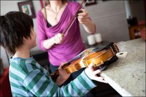 Müzik eğitiminde ailenin önemi
