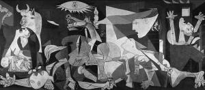 Pablo Picasso'nun Savaş Karşıtı Tablosu Guernica