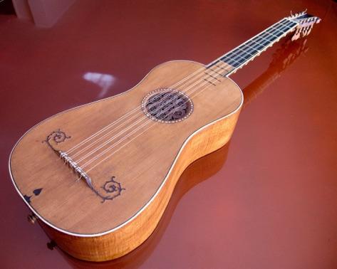 Stradivarius Gitar